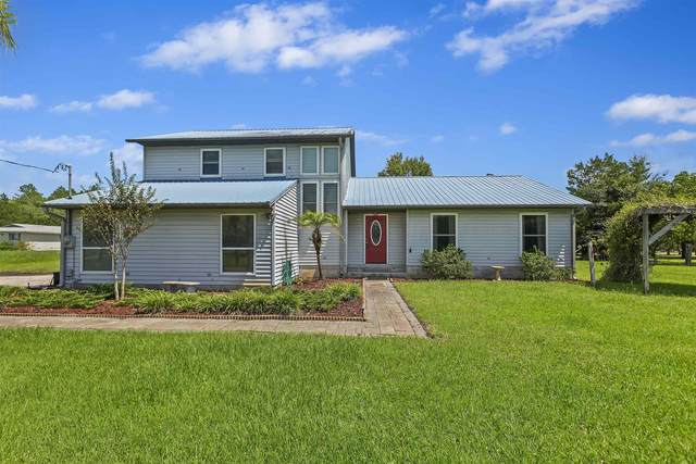 2620 Pellicer Rd, St Augustine, FL 32092 (MLS #216197) :: The Collective at Momentum Realty