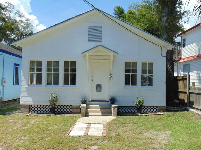 140B Martin Luther King Ave., St Augustine, FL 32084 (MLS #216218) :: The Collective at Momentum Realty