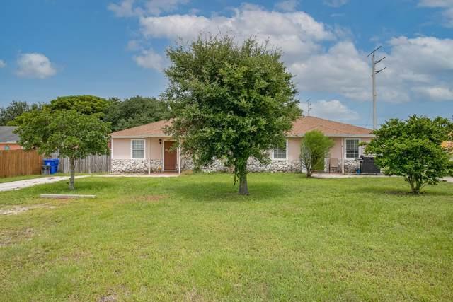 280 Sunset Dr, St Augustine, FL 32080 (MLS #216245) :: Bridge City Real Estate Co.