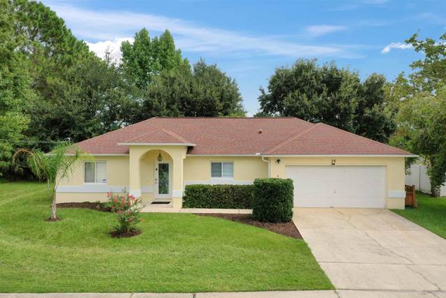 29 Burroughs Dr, Palm Coast, FL 32137 (MLS #216247) :: The Collective at Momentum Realty