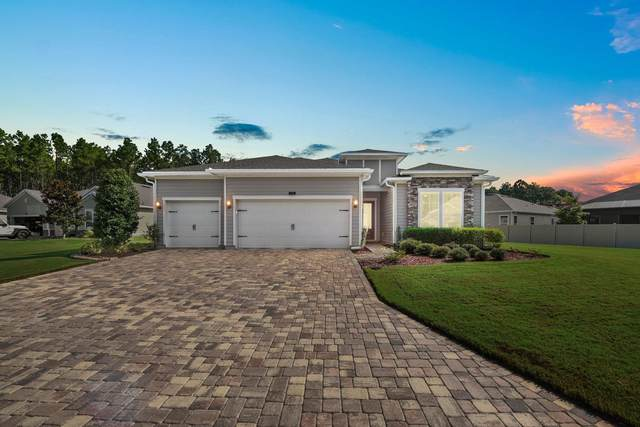 340 Coco Point, St Augustine, FL 32092 (MLS #216266) :: The Collective at Momentum Realty
