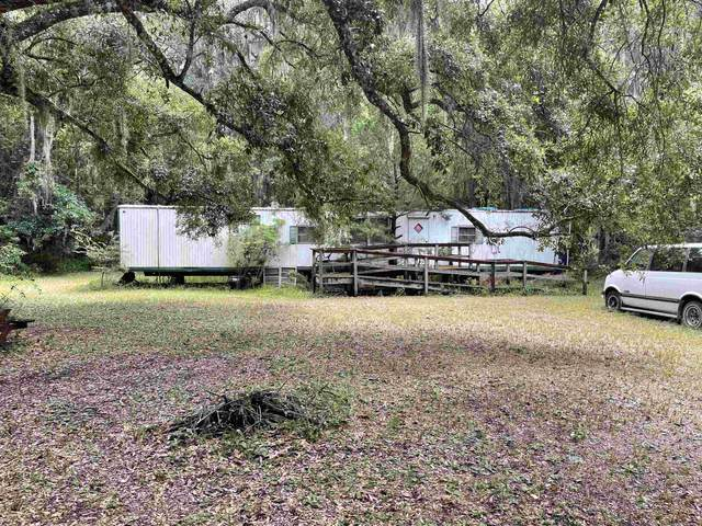 6870 Tammy Ln, St Augustine, FL 32095 (MLS #216317) :: The Newcomer Group