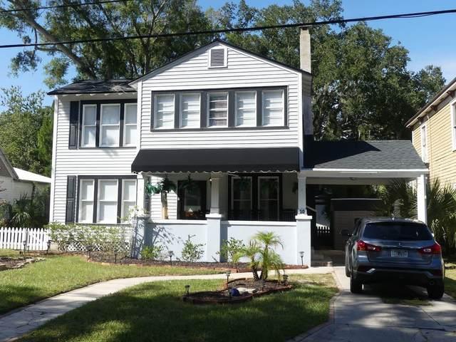 10 Sanchez Ave, St Augustine, FL 32084 (MLS #216329) :: 97Park