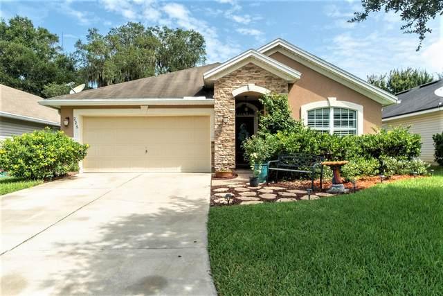 225 Mystic Castle Dr., St Augustine, FL 32086 (MLS #216330) :: 97Park