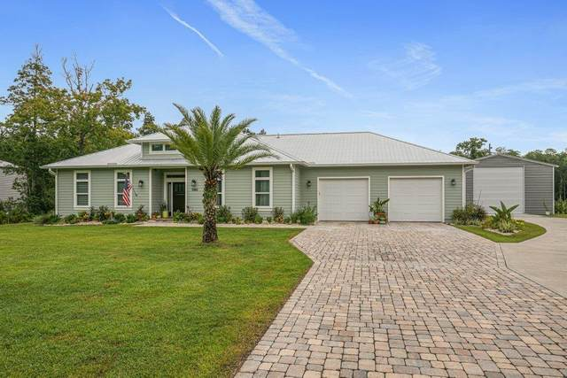 1984 Old Tyme Avenue, St Augustine, FL 32084 (MLS #216353) :: The Newcomer Group