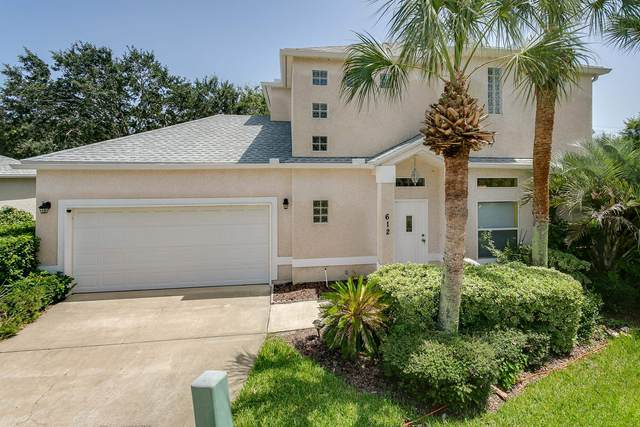 612 Cedar Bough Ct, St Augustine, FL 32080 (MLS #216370) :: The Collective at Momentum Realty