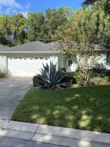 541 Boxwood Pl, St Augustine, FL 32086 (MLS #216408) :: The Collective at Momentum Realty