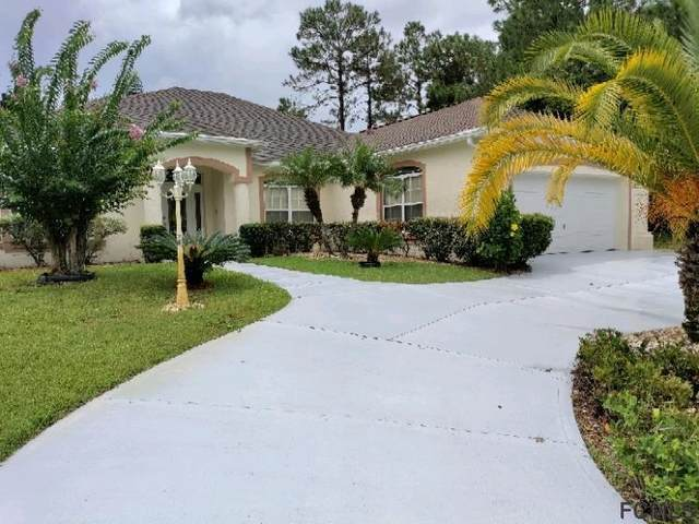 9 Wood Crest Lane, Palm Coast, FL 32164 (MLS #216426) :: The Collective at Momentum Realty