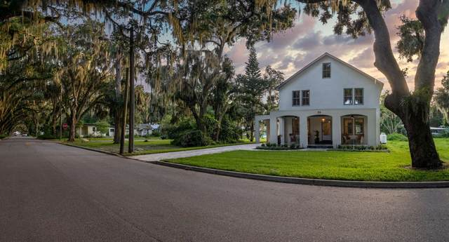 36 and 34 Magnolia Ave, St Augustine, FL 32084 (MLS #216440) :: Olde Florida Realty Group