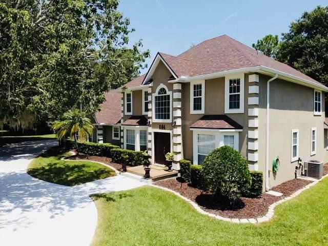 804 Brandywine Court, St Augustine, FL 32086 (MLS #216443) :: 97Park
