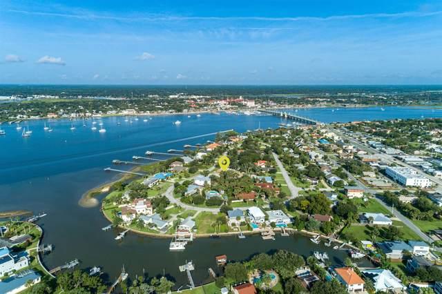 66 Dolphin Dr., St Augustine, FL 32080 (MLS #216456) :: 97Park