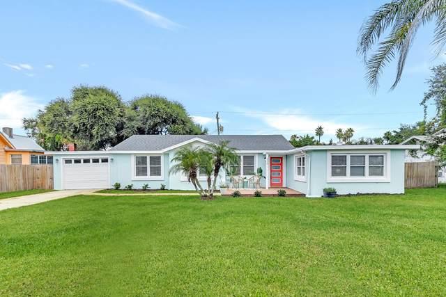 112 14th Street, St Augustine, FL 32080 (MLS #216458) :: Noah Bailey Group