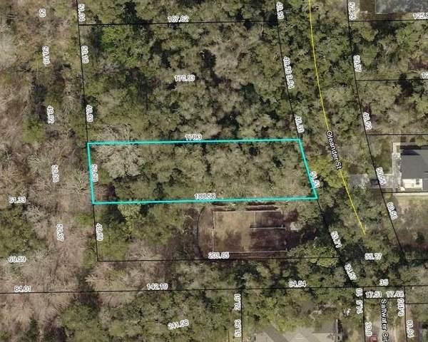 0 Oleander St, St Augustine, FL 32080 (MLS #216467) :: Olde Florida Realty Group