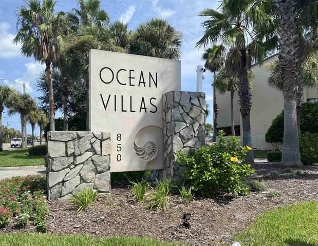 850 A1a Beach Blvd Unit 89, St Augustine Beach, FL 32080 (MLS #216473) :: Noah Bailey Group