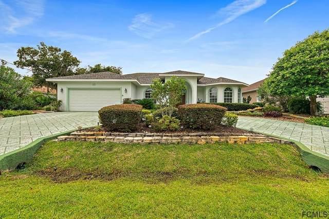 10 Freeman Lane, Palm Coast, FL 32137 (MLS #216503) :: The Perfect Place Team