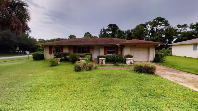711 Medina, St Augustine, FL 32086 (MLS #216504) :: CrossView Realty