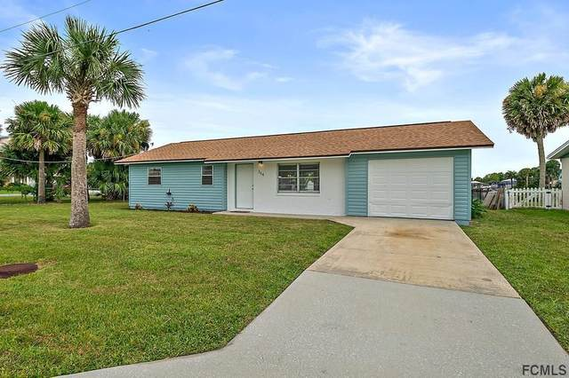 364 Palm Circle, Flagler Beach, FL 32136 (MLS #216514) :: The Collective at Momentum Realty