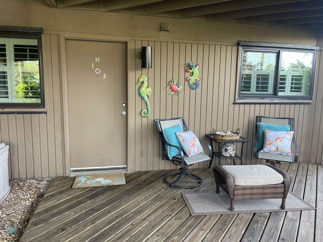 130 Ocean Hibiscus Drive #103, St Augustine, FL 32080 (MLS #216521) :: The Collective at Momentum Realty