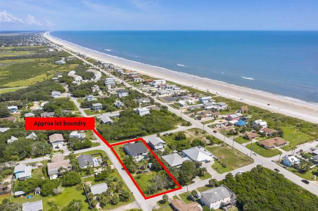 113 Sherwood Ave, St Augustine, FL 32084 (MLS #216522) :: The Collective at Momentum Realty