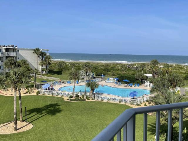 4670 A1a S #1411, St Augustine, FL 32080 (MLS #216586) :: The Collective at Momentum Realty