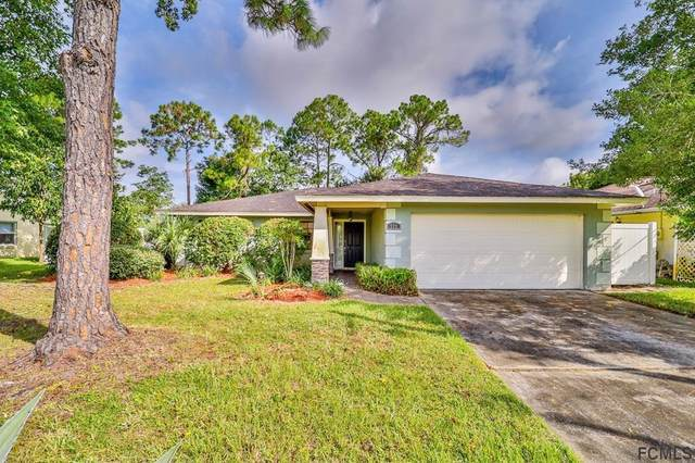 112 Westgrill Drive, Palm Coast, FL 32164 (MLS #216588) :: The Collective at Momentum Realty