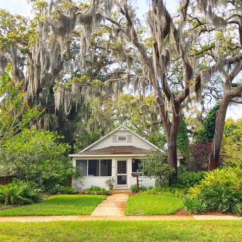 14 Sylvan, St Augustine, FL 32084 (MLS #216598) :: The Collective at Momentum Realty