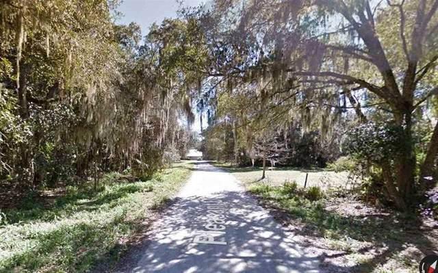 106 Pleasant Drive, East Palatka, FL 32131 (MLS #216609) :: 97Park