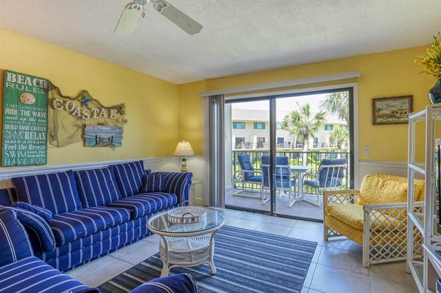 8550 A1A S Unit 241 #241, St Augustine, FL 32080 (MLS #216619) :: The Collective at Momentum Realty
