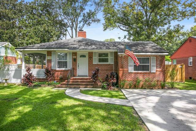 1022 Brierfield Dr, Jacksonville, FL 32205 (MLS #216630) :: The Perfect Place Team