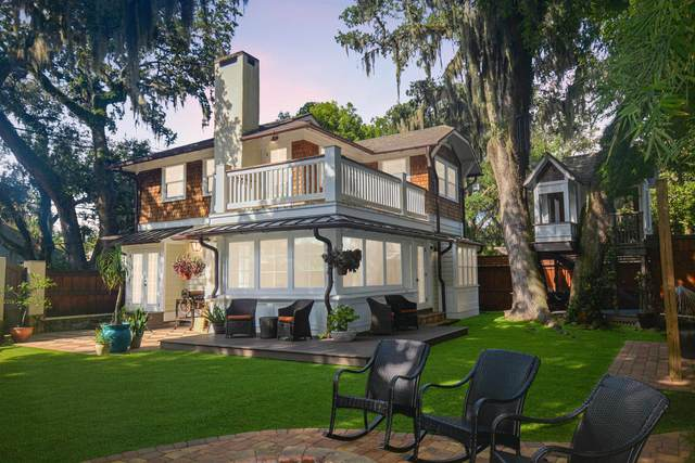 12 E San Carlos Ave, St Augustine, FL 32084 (MLS #216670) :: Olde Florida Realty Group