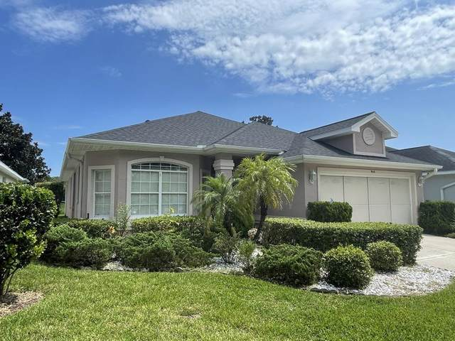 940 Ridgewood Ln, St Augustine, FL 32086 (MLS #216706) :: The Collective at Momentum Realty