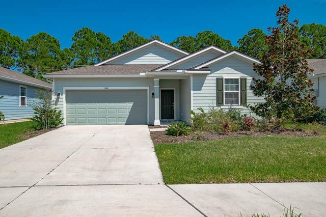 366 La Mancha Dr, St Augustine, FL 32086 (MLS #216707) :: The Collective at Momentum Realty