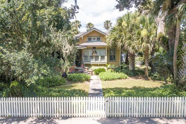 294 St George Street, St Augustine, FL 32084 (MLS #216745) :: Endless Summer Realty