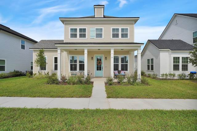 32 Topiary Avenue, St Augustine, FL 32092 (MLS #216757) :: The Collective at Momentum Realty