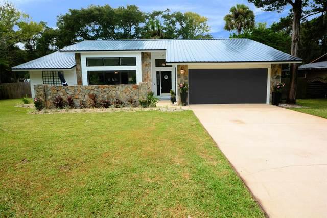 28 Lee Drive, St Augustine Beach, FL 32080 (MLS #216806) :: Noah Bailey Group