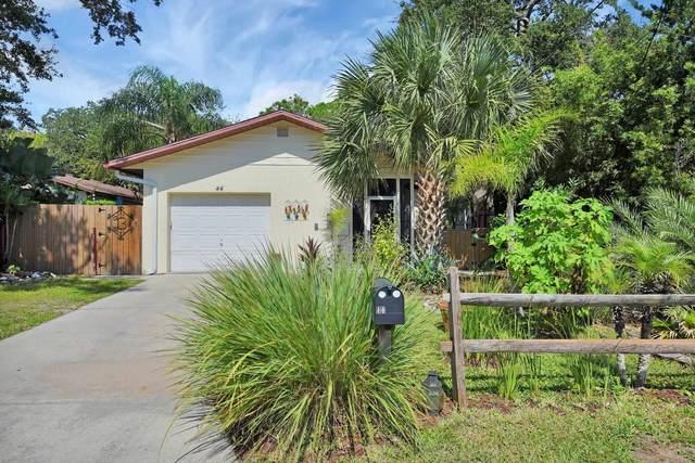 44 Atlantic Ave, St Augustine, FL 32084 (MLS #216816) :: Endless Summer Realty
