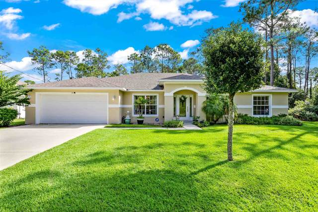 35 Lloshire Path, Palm Coast, FL 32164 (MLS #216819) :: The Collective at Momentum Realty