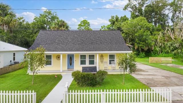 715 S Rodriquez, St Augustine, FL 32084 (MLS #216844) :: Olde Florida Realty Group
