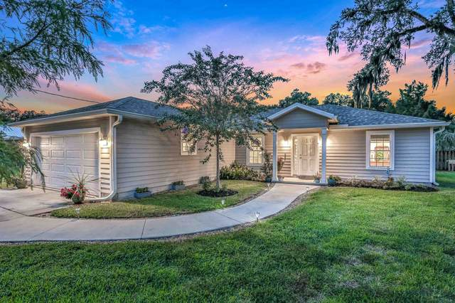 711 Warbler Rd, St Augustine, FL 32086 (MLS #216876) :: The Collective at Momentum Realty