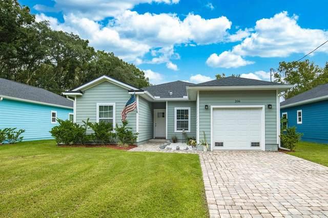 206 N Orange St, Hastings, FL 32145 (MLS #216881) :: Noah Bailey Group