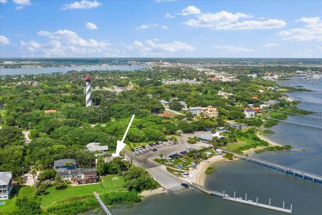 445 Ocean Vista Ave Iroquois, St Augustine, FL 32080 (MLS #216888) :: The Collective at Momentum Realty