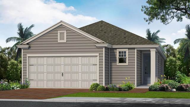 67 Thistleton Way, St Augustine, FL 32092 (MLS #216897) :: The Collective at Momentum Realty
