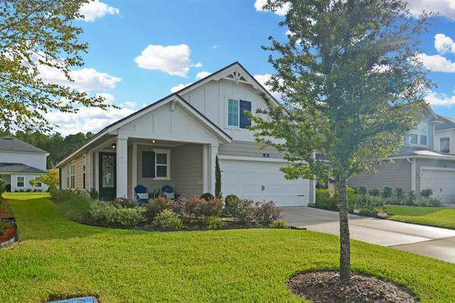 43 Foxcross Ave, St Augustine, FL 32092 (MLS #216904) :: The Collective at Momentum Realty