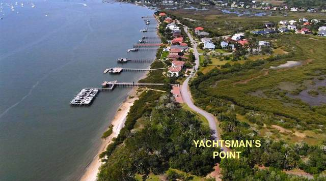 Lot 5 Pelican Reef Dr., St Augustine, FL 32080 (MLS #216917) :: The Newcomer Group