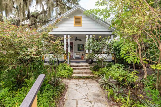 30 Bay View Drive, St Augustine, FL 32084 (MLS #216927) :: The Collective at Momentum Realty