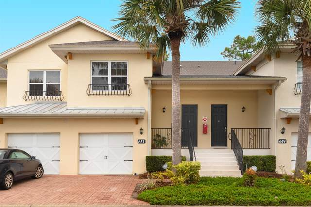 651 Shores Blvd, St Augustine, FL 32086 (MLS #216929) :: The Collective at Momentum Realty