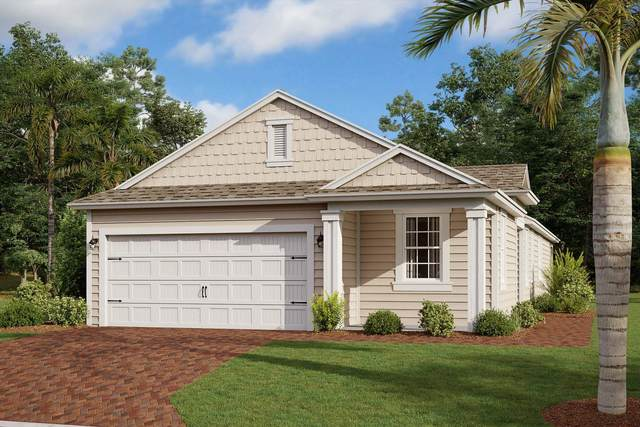 21 Thistleton Way, St Augustine, FL 32092 (MLS #216960) :: The Collective at Momentum Realty