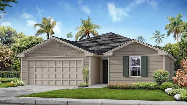 245 Jarama Cir, St Augustine, FL 32084 (MLS #217017) :: 97Park