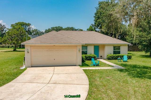14 Crassoldi Street, St Augustine, FL 32080 (MLS #217046) :: The Collective at Momentum Realty