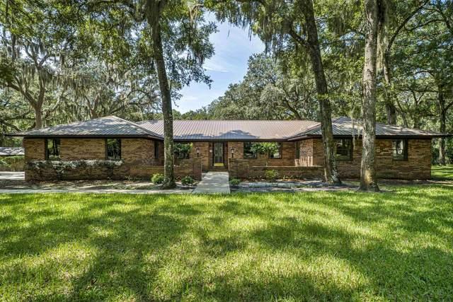 3649 Lone Wolf Trail, St Augustine, FL 32086 (MLS #217067) :: CrossView Realty